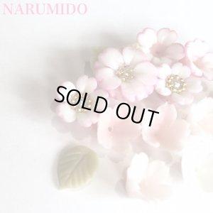 画像3: クレイフラワーセット 桜草 ほんのりピンク